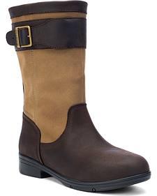 Dublin Estuary Tall Equestrian Boots