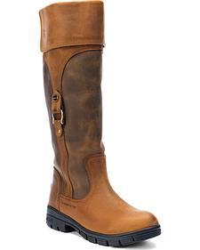 Dublin Turn Down Equestrian Boots