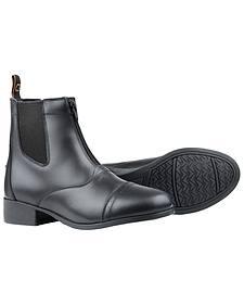 Dublin Kids' Foundation Zip Paddock Boots