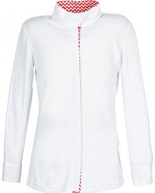 Dublin Kids' Comfort Dry Long Sleeve Show Shirt