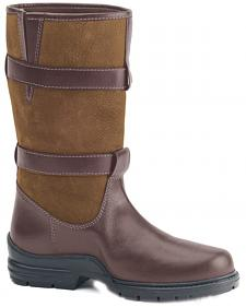 Ovation Women's Brown Maree Country Boots