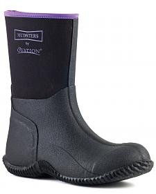 Ovation Women's Mudster Mid-Calf Barn Boots