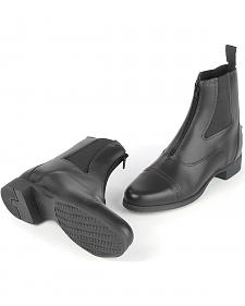 Ovation Women's Finalist Zip Paddock Boots
