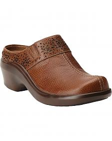 Ariat Women's Santa Cruz Leather Mules