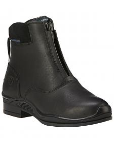 Ariat Kids' Extreme Zip H2O Insulated Paddock Boots
