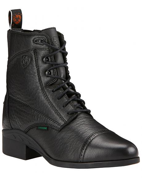 Ariat Women's Heritage Breeze Lace Paddock Boots
