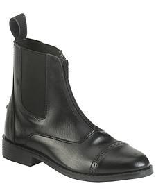 EquiStar Women's Zip Paddock Boots