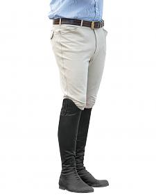 Ovation Men's Euroweave Knee Patch Breeches