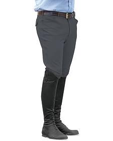 Ovation Men's Euroweave Knee Patch Breeches