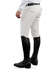 Ovation Men's Euroweave Four Pocket Full Seat DX Breeches