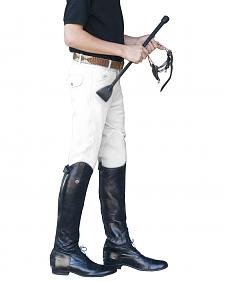 Ovation Boys' Euroweave Four Pocket Breeches