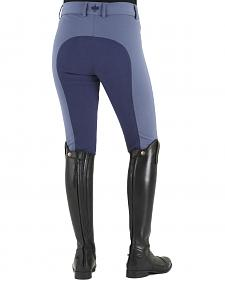 Ovation Women's Celebrity Slim Secret Full Seat Euroweave DX Breeches