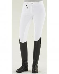 Ovation Women's Full Seat Euroweave DX Breeches