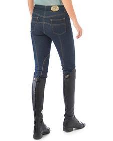 Ovation Women's Stretch Denim Euro Seat Breeches