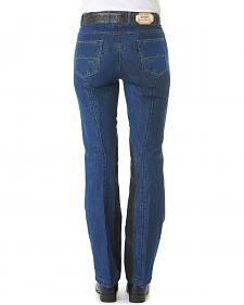 Ovation Women's Riders Bootcut Jean Breeches