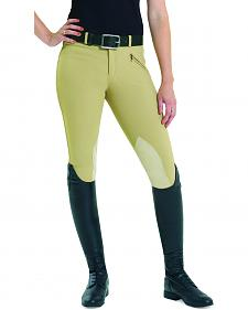 EquiStar Women's EquiTuff Knee Patch Breeches