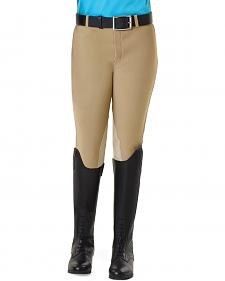 EquiStar Kids' EquiTuff Pull-on Breeches