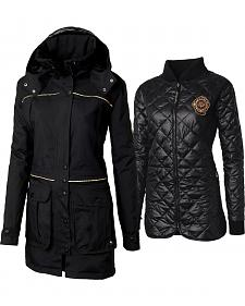Mountain Horse Women's Wyndham 3 in 1 Coat