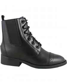 Smoky Mountain Youth Paddock Boots