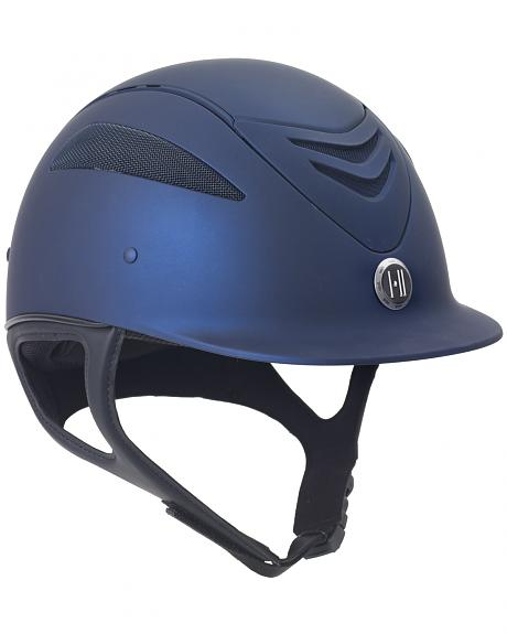 One K Defender Navy Matte Helmet