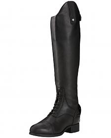 Ariat Women's Black Tall Bromont Pro Zip Insulated Paddock Boots
