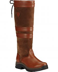 Ariat Women's Chestnut Braemar GTX English Boots