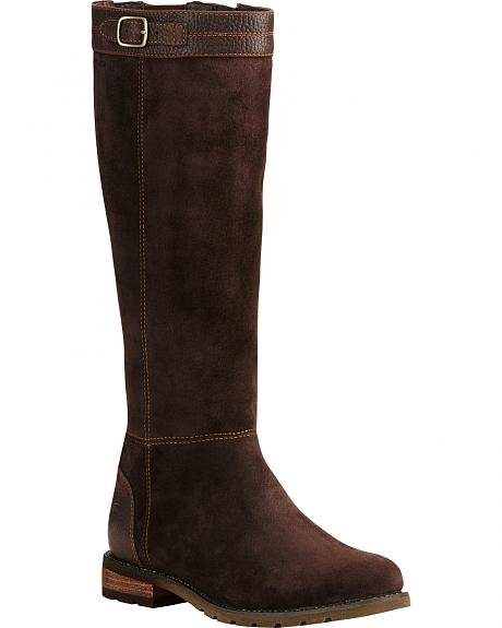 Ariat Women's Chocolate Chip Creswell H2O English Boots
