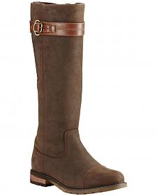 Ariat Women's Java Stoneleigh H2O English Boots