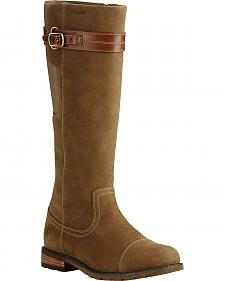"Ariat Women""s Sage Stoneleigh H2O English Boots"