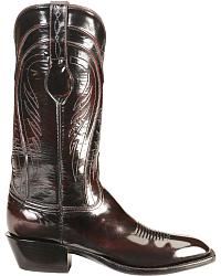 Lucchese Handcrafted Classics Seville Goatskin Boots at Sheplers