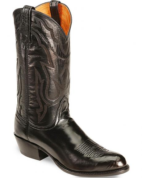 Lucchese Handcrafted 2000 Lone Star Cowboy Boots
