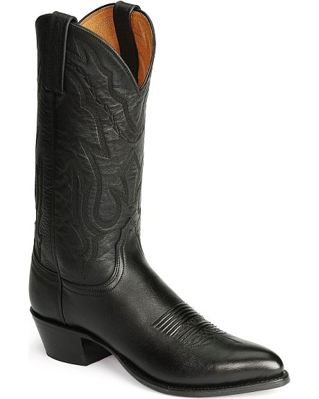 Lucchese Handcrafted 2000 Lonestar Cowboy Boots