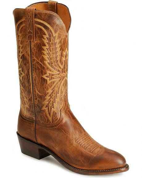 Lucchese Handcrafted 1883 Mad Dog Cowboy Boots - Medium Toe