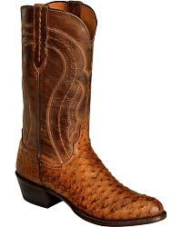 Men's Exotic Skin Western Boots