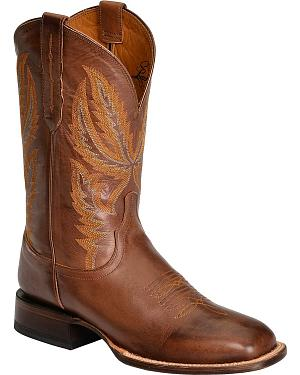 Lucchese Handcrafted 1883 Ranch Hand Cowboy Boots - Square Toe