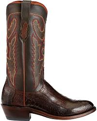 Lucchese Handcrafted 1883 Ostrich Leg Western Cowboy Boots at Sheplers
