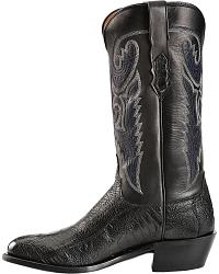 Lucchese Handcrafted 1883 Western Ostrich Leg Cowboy Boots at Sheplers