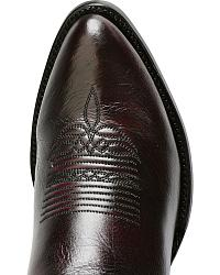 Lucchese Western Lone Star Calf Cowboy Boots at Sheplers