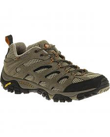 Merrell Moab Ventilator Lace-Up Waterproof Hiking Shoes