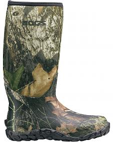 Bogs Men's Classic Camo Waterproof Hunting Boots