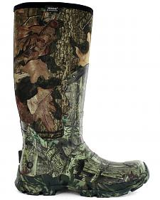 Bogs Men's Big Horn Waterproof Camo Hunting Boots