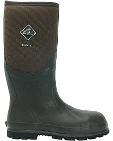 Muck Boots Chore Cool Hi Work Boots - Steel Toe
