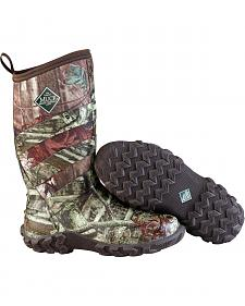 Muck Mossy Oak infinity Pursuit Fieldrunner Hunting Boots