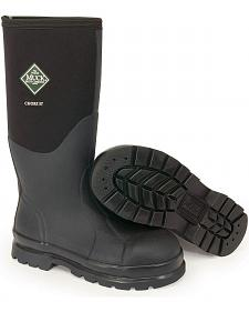 Muck Boots Chore Hi Work Boots - Steel Toe