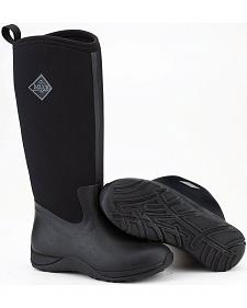 Muck Boots Black Arctic Adventure Boots