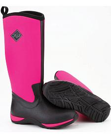 Muck Boots Pink Arctic Adventure Boots