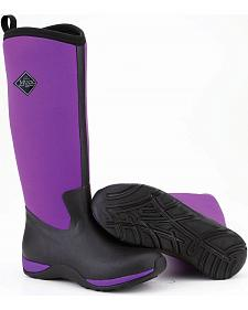Muck Boots Purple Arctic Adventure Boots