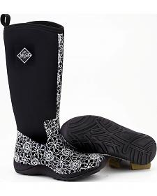 Muck Boots Swirl Print Arctic Adventure Boots