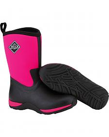 Muck Boots Pink Arctic Weekend Boots