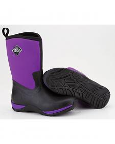 Muck Boots Purple Arctic Weekend Boots